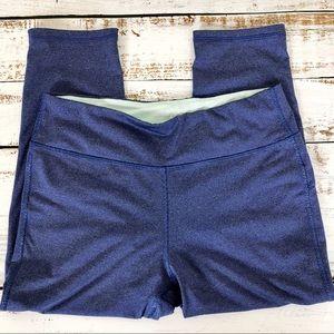 Marika Sport Capri Leggings- Size M